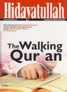 Cover Suara Hidayatullah Walking Quran