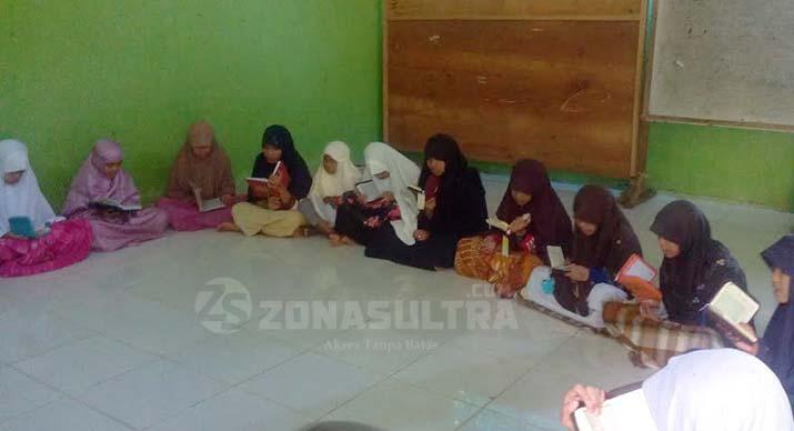 Melihat Aktifitas Santri di Pospen Hidayatullah Konawe Selama Ramadhan